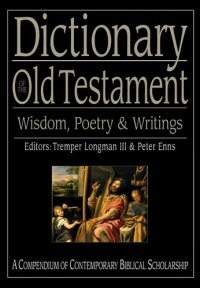 12 Dictionary of OT Wisdom