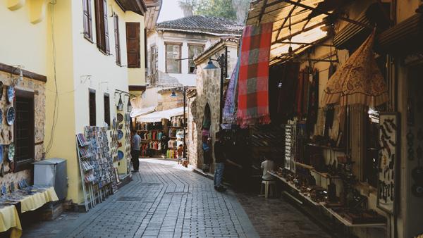 Street--Antalya