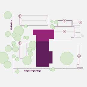 See our building plans in the booklet