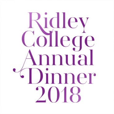 Ridley College Annual Dinner